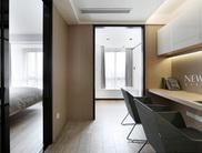 160平米现代简约风格台湾公寓设计