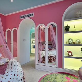 美式样板房朴实舒适打造高品质生活