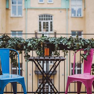 灰色调的北欧风格公寓