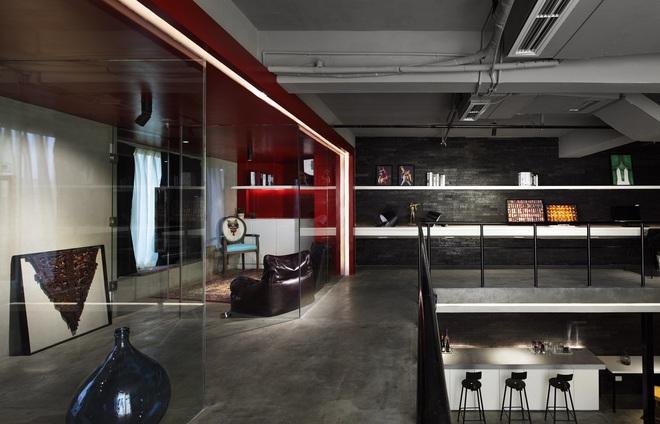 【办公室设计】蜥奎概念设计事务所 | 匠心