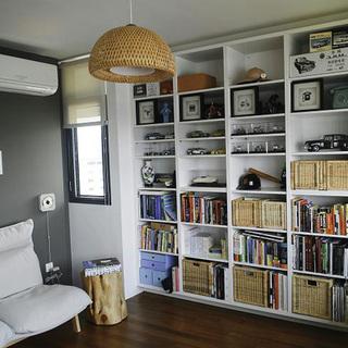 无印良品风个性三居室