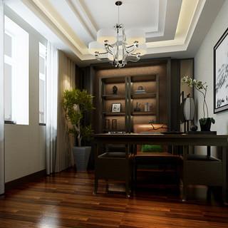 复地温莎堡 中式新古典别墅装修设计