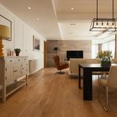 木质现代简约风格爱家欣赏