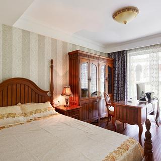 九州方圆——110平美式四房两厅两卫