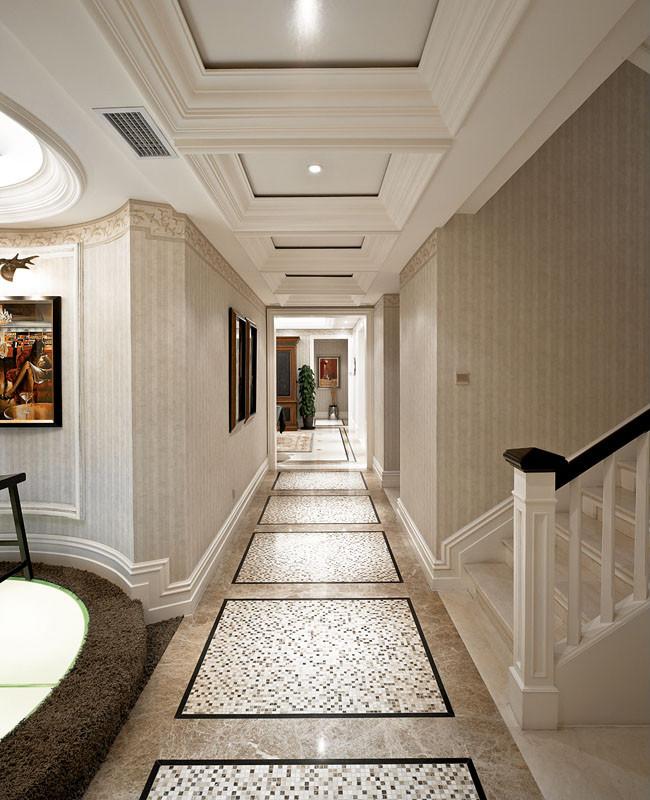 设计样板间|南昌别墅装修设计公司排名|南昌龙发装饰