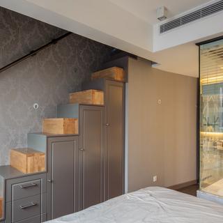 空间翻倍术 两房变成六房--缤视设计
