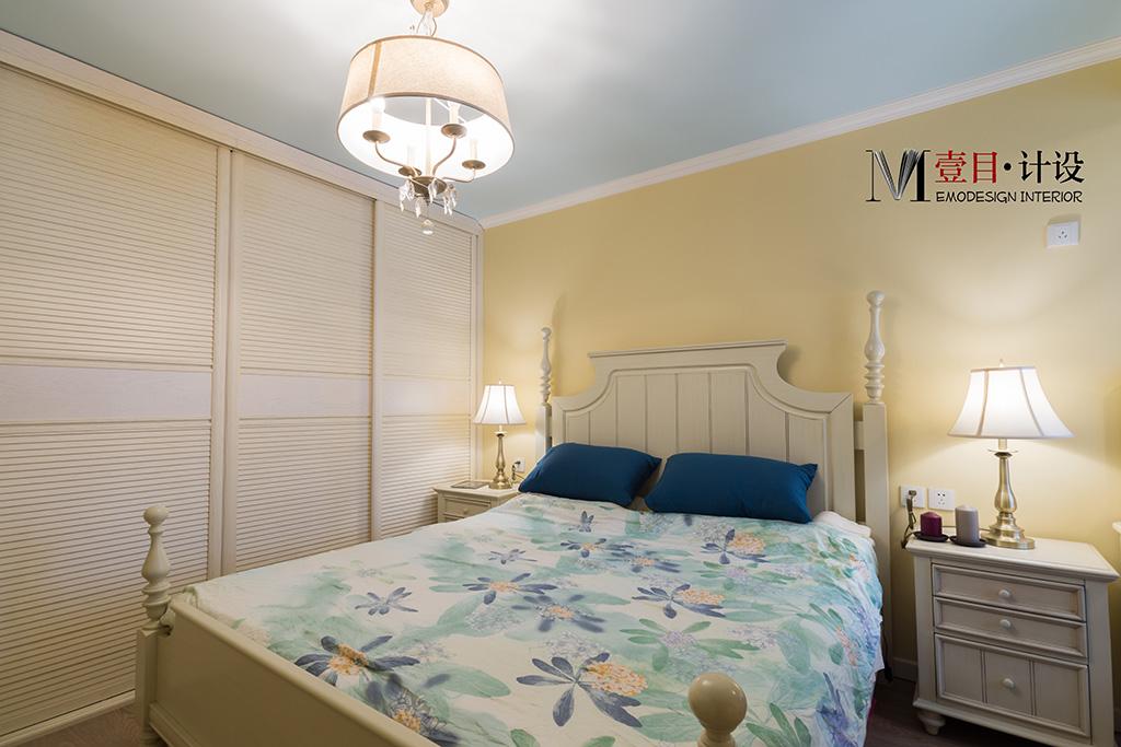 背景墙 床 房间 家居 家具 设计 卧室 卧室装修 现代 装修 1024_683