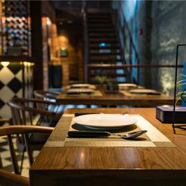 【商业设计】Blue Roof 澜顶美式海鲜餐厅