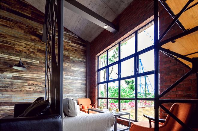 【商业设计】蜜望树 藏在LOFT中的现代乐园