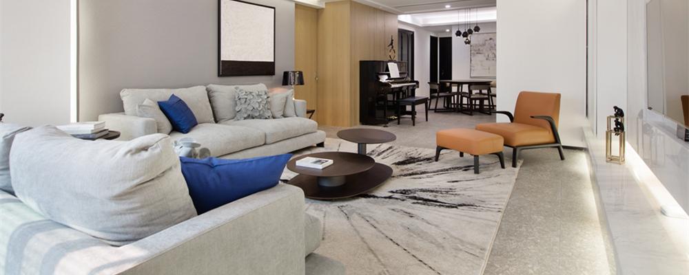 150㎡ 现代简约公寓《有时》