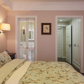 8.2万半包三房二厅小美式风格