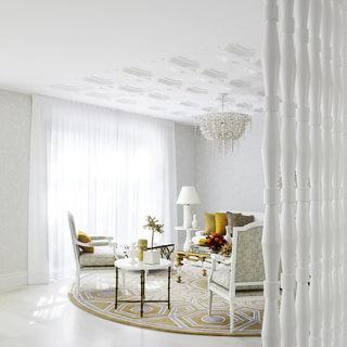 温馨浪漫的白色别墅