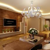 宜宾江景郦城三室一厅打造现代流行家庭装修简约风格案例效果图大全