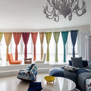 用色彩注入活力,让家的每个角落都新鲜