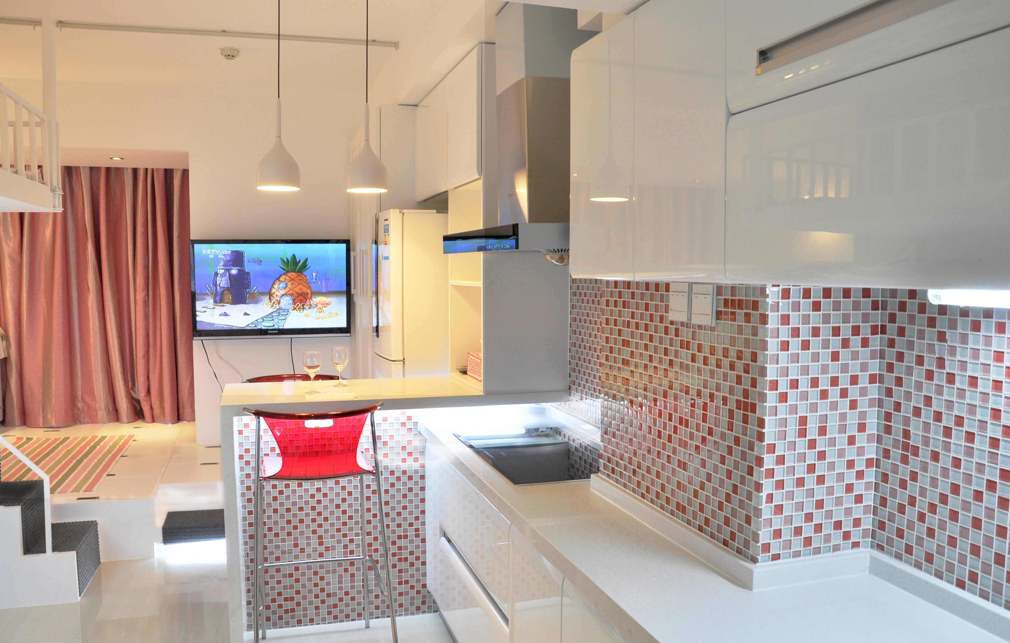 《纯净》30平米超级小公寓装修实景