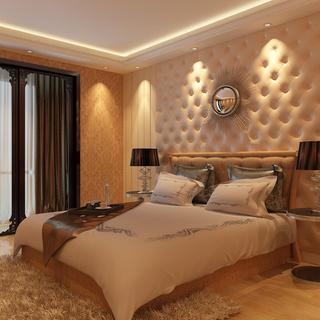 三居室--浪漫混搭风
