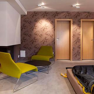 江南别院209平米独栋时尚现代风装修案例